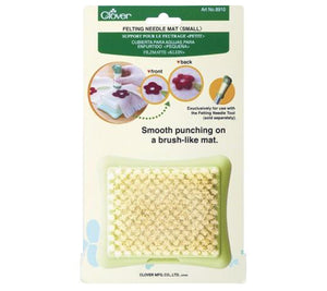 Clover Felting Brush Mat Small