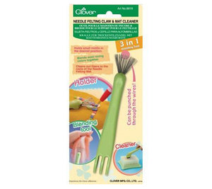 Clover Felting Claw & Cleaner