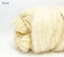 Load image into Gallery viewer, A close up of Fleece Artist Queen's County Kits in Bone