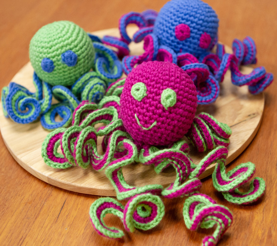 Amigurumi Octopus Crochet Pattern PDF Download | Etsy | 942x1060
