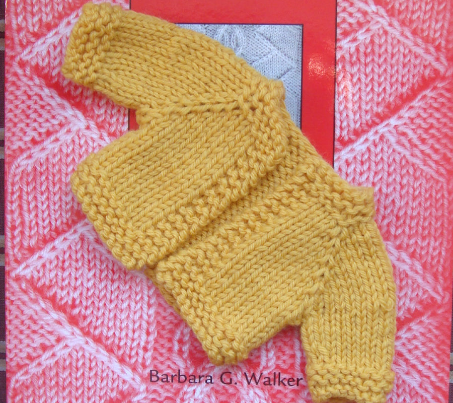 Introduction to Top-Down Seamless Garment Knitting with Kate Atherley
