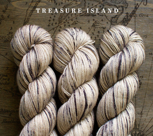 Flash Mob Pages Collection: Treasure Island