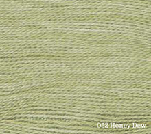 Load image into Gallery viewer, A close up of Juniper Moon Farm Findley in 052 Honey Dew