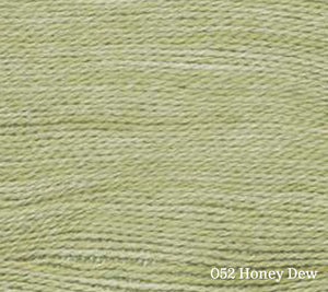 A close up of Juniper Moon Farm Findley in 052 Honey Dew