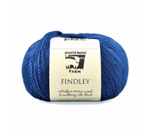 Load image into Gallery viewer, A ball of Juniper Moon Farm Findley