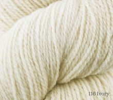 Load image into Gallery viewer, A close up of Juniper Moon Patagonia Organic Merino in 116 Ivory