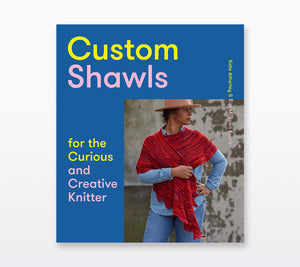 Book cover of Custom Shawls by Kate Atherley