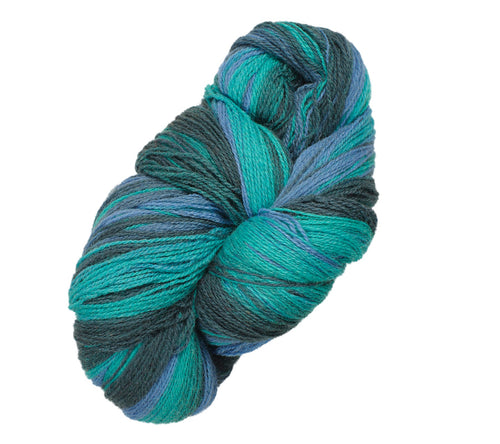 A skein of Kauni Multi Colours