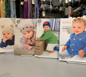 King Cole Baby books