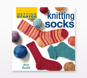 Knitting Socks book by Ann Budd