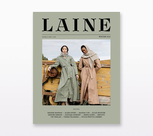 Book cover of Laine No. 10