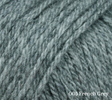 Load image into Gallery viewer, A close up of Lang Cashsoft Baby in 005 French Grey