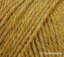Load image into Gallery viewer, A close up of Lang Cashsoft Baby in 011 Butterscotch