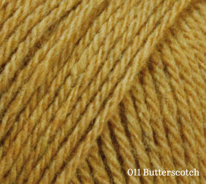 A close up of Lang Cashsoft Baby in 011 Butterscotch
