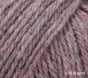 A close up of Lang Cashsoft Baby in 048 Mauve