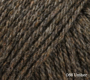 A close up of Lang Cashsoft Baby in 068 Umber