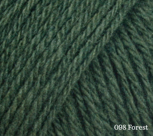 A close up of Lang Cashsoft Baby in 098 Forest