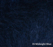 Load image into Gallery viewer, A close up of Lang Lace in 25 Midnight Blue