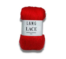 Load image into Gallery viewer, A skein of Lang Lace