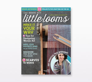 The book cover of Little Looms (Summer 2017)