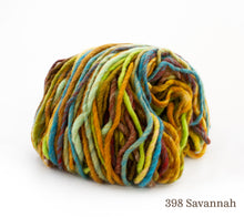 Load image into Gallery viewer, A skein of Noro Kureyon Air in 398 Savannah colourway