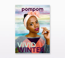 Load image into Gallery viewer, Book cover of Pompom Quarterly Issue 23
