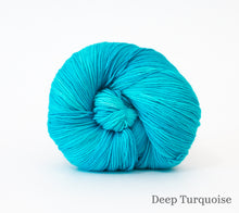 Load image into Gallery viewer, A ball of RCY Adam & Eve in Deep Turquoise