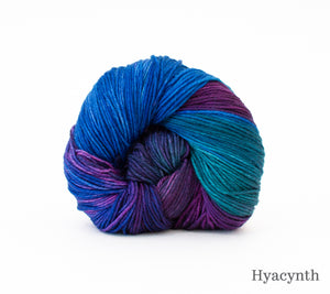 A ball of RCY Eden in Hyacynth