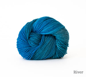 A ball of RCY Eden in River