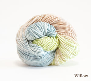 A ball of RCY Eden in Willow