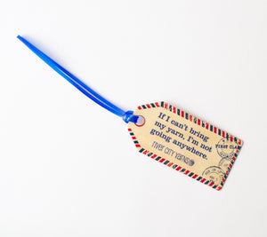 RCY LUGGAGE TAG