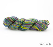 Load image into Gallery viewer, A skein of Rhichard Devrieze Fynn in Leah Emily