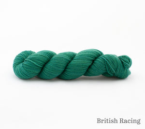 A skein of Rhichard Devrieze Peppino in British Racing