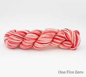 A skein of Rhichard Devrieze Peppino in One Five Zero