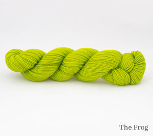 A skein of Rhichard Devrieze Peppino in The Frog