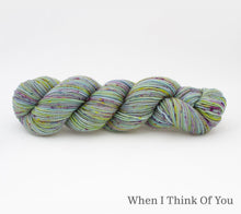 Load image into Gallery viewer, A skein of Rhichard Devrieze Peppino in When I think Of You