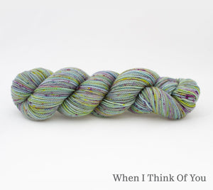 A skein of Rhichard Devrieze Peppino in When I think Of You