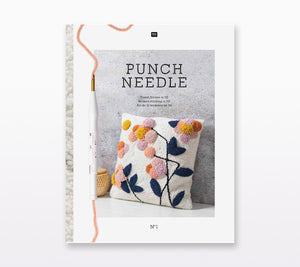A cover of Rico Punch Needle Design book