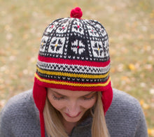 Load image into Gallery viewer, Rosalind Hat & Mitten Pattern