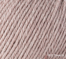 Load image into Gallery viewer, A close up of Rowan Alpaca Soft DK in 202 Trench