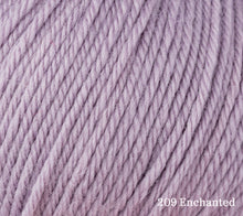 Load image into Gallery viewer, A close up of Rowan Alpaca Soft DK in 209 Enchanted