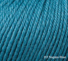 Load image into Gallery viewer, A close up of Rowan Alpaca Soft DK in 217 Naples Blue
