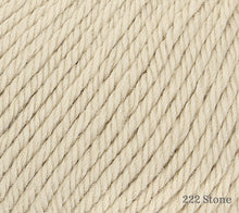 Load image into Gallery viewer, A close up of Rowan Alpaca Soft DK in 222 Stone