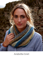 Load image into Gallery viewer, A model wearing Arabella Cowl
