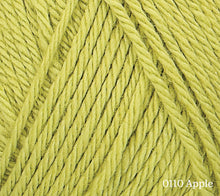 Load image into Gallery viewer, A close up of Rowan Baby CashSoft Merino in 0110 Apple