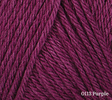Load image into Gallery viewer, A close up of Rowan Baby CashSoft Merino in 0113 Purple