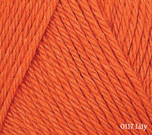 Load image into Gallery viewer, A close up of Rowan Baby CashSoft Merino in 0117 Lily