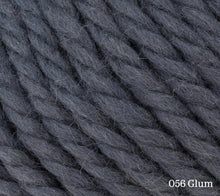 Load image into Gallery viewer, A close up of Rowan Big Wool in 056 Glum