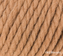 Load image into Gallery viewer, A close up of Rowan Big Wool in 082 Biscotti
