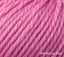 Load image into Gallery viewer, A close up of Rowan Big Wool in 084 Aurora Pink